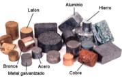 فهرست نافلزات، شبه فلزات و فلزات جدول تناوبی