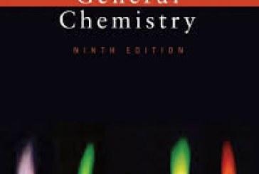 دانلود کتاب شیمی عمومی ابینگ گامون ویرایش نهم