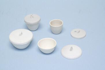 بوته چینی (کروزه چینی)، طرز استفاده و کاربردهای آن در آزمایشگاه شیمی