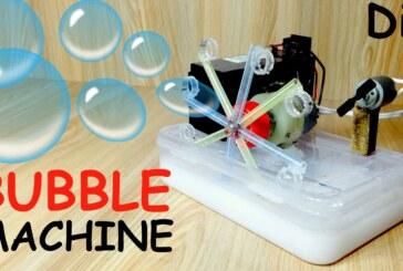 آزمایش شیمی ساده در منزل – حباب های دودزا