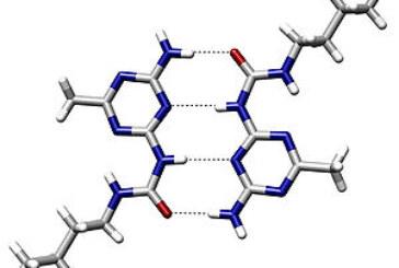 پیوند هیدروژنی چطور تشکیل می شود؟